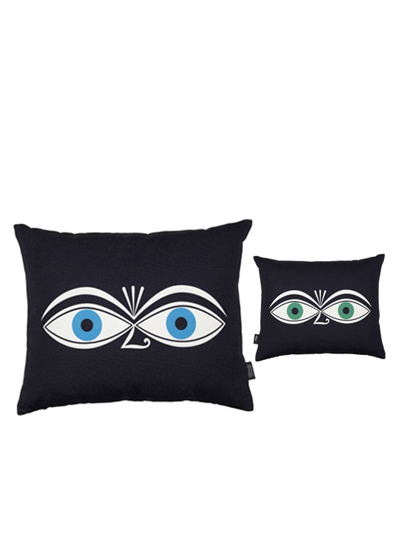 Vitra - Graphic Print Pillows - Eyes